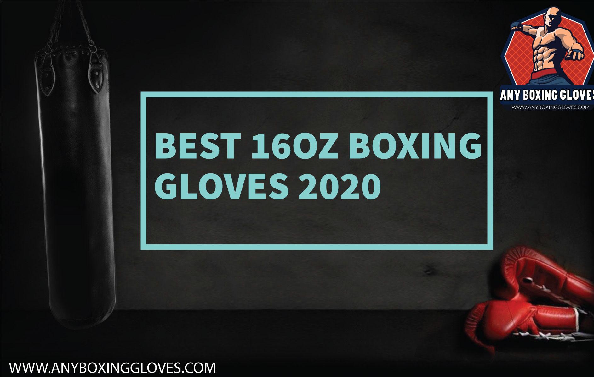 BEST 16oz BOXING GLOVES