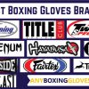 Best Boxing Gloves Brands