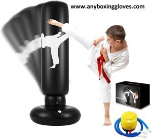 Famiry Punching Bag for Kids, 63 Inch